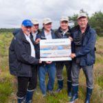 Międzynarodowy projekt ochrony torfowisk VWFS i NABU nabiera tempa